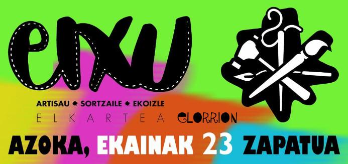 Feria artesanía Eixu - Elorrio 2018