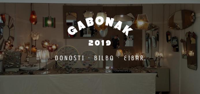 Eguberriko azokak 2019 - 2020, Bilbon, Donostia eta Eibarren
