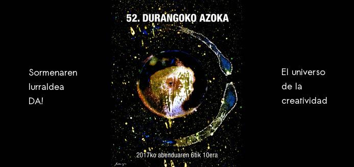Eskulan estará en la 52 edición Feria de Durango 2017