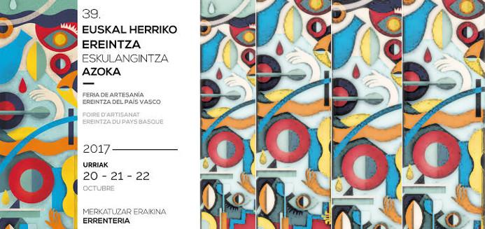 39 edición feria de artesanía EREINTZA - Errenteria 2017