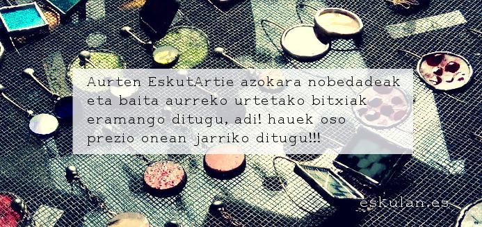 EskutArtie azoka 2017 - Eskulan
