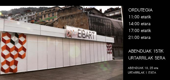 Feria navidades Eibart 2017 Eibar