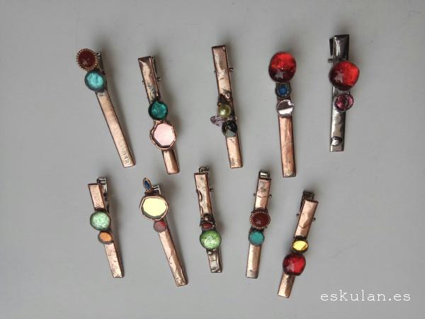 Pasadores y pinzas Eskulan