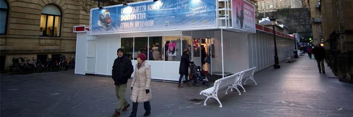 46 Feria de Artesanía de Navidad DONOSTIA, Eskulan