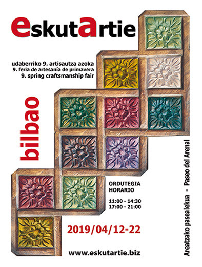 skutArtie crafts fair issue in Bilbao - 2019