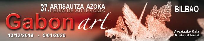 Feria artesania Bilbao Gabonart 2019, Eskulan