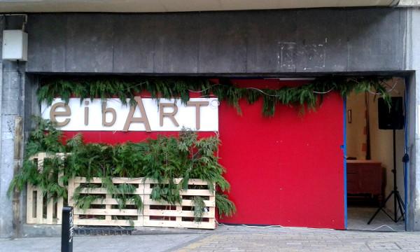 Feria de Artesania Eibart en Eibar 2015 - 2016