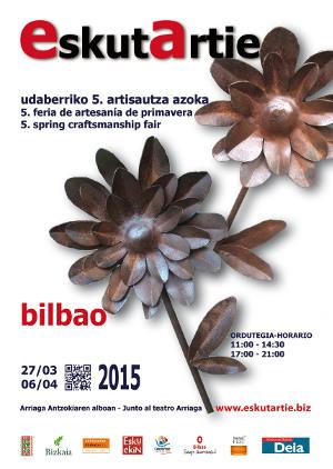 EskutArtie-feria-de-artesania-de-primavera-Bilbao