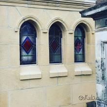 Restauración de vidrieras ESKULAN