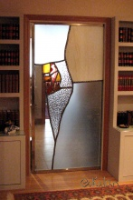 Glass window door - ESKULAN