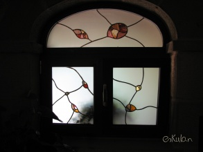 Glass window - ESKULAN